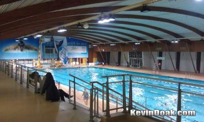 New experiences swimming in France!