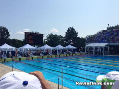 2014 FINA World Championships - All Relays