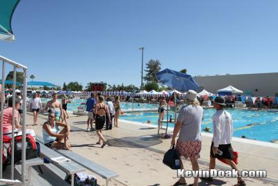 On Deck at the 2011 Masters Short Course Nationals in Mesa, AZ